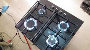 Used Gas Cooker For Indoor