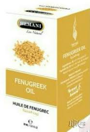 Hemani Fenugreek Oil – 30ml X3