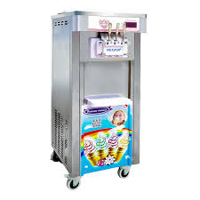 Ice Cream Pro Standing Ice Cream Machine