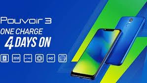 Tecno Pouvoir 3 (LB7) 6.2″ HD+ 5000mAh Battery 4G LTE 32GB + 2GB 13MP + 13MP Camera, Fingerpri