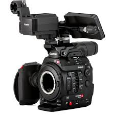 Canon Canon EOS C300 Mark II Camcorder Body With Dual Pixel CMOS AF