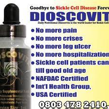 Sickle Cell DIOSCOVITE 60ml