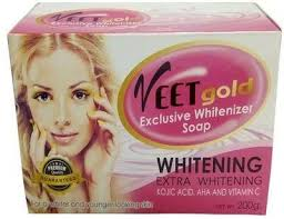 VEET GOLD Exclusive Whitenizer Whitening Complexion Soap