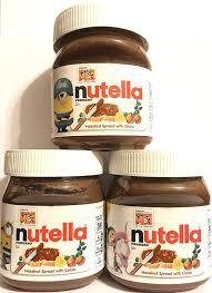 Nutella Chocolate Spread Jam Pack Of 3