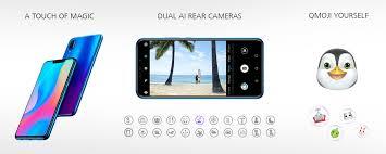 Huawei Nova 3i 6.3-Inch FHD+ Octa-Core (4GB RAM, 128GB ROM) Android 8.1 Oreo, (16MP + 2MP) (24