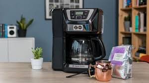 Russell Hobbs Coffee Machine Chester Grind & Brew