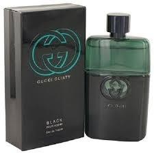 Gucci Guilty Black Eau De Toilette For Men – 75ml
