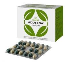 Charak Addyzoa For Low Sperm Count