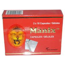 Manix Wockhardt Manix Capsules