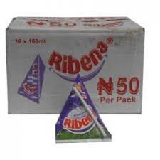 Ribena Ready To Drink Sachet – 125ml (X16)