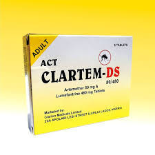 Clartem-Ds Anti-Malaria Drug