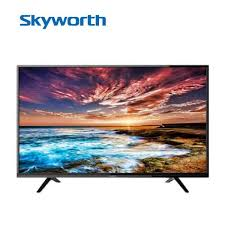 Skyworth 55 Inch 4K Ultra HD (UHD) Smart LED TV – 55U2