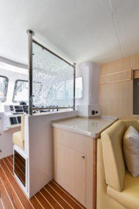 Sea Lounge 40 passenger boat