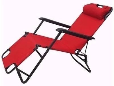 Foldable Lounge Chair
