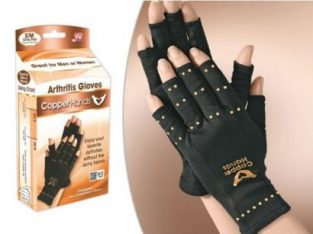 Copper Hands Compression Arthritis Gloves