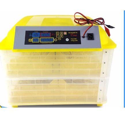 HDE 112 Egg Incubator – 12V/220V + Accessories