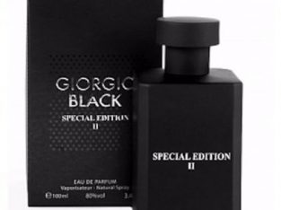 Giorgio Black Special Edition 11 Edp 100ml Perfume For Men