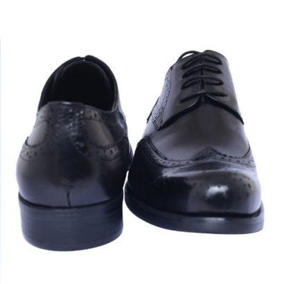 Oxoford Black Shoe