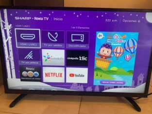 Hisense 43 inches smart TV