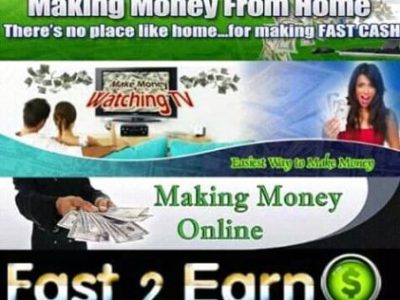 WORK AT HOME & EARN FAST WITH YOUR PHONE OR LAPTOP.