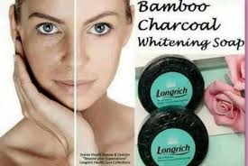 Longrich Herbal Bamboo Charcoal Soap And SOD Placenta Cream
