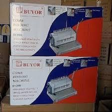 Buyor Binding Machine