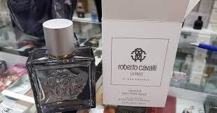 Roberto Cavalli Uomo Silver Essence Eau De Toilette 100ml Perfume For Men