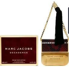 Marc Jacobs Decadence Rouge Noir Edition 100ml Eau De Parfum For Her