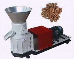 Animal Feed Pelleting Machine