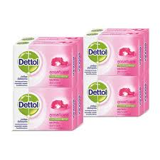 Dettol Soap Pink Glow – 65g (Pack Of 6)