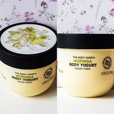 The Body Shop The Body Shop Moringa Body Yogurt