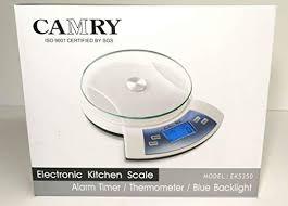 Camry EK5350 Digital Kitchen utensil Scale – 5KG
