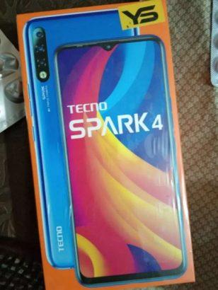 Tecno Spark 4 – Tecno Spark 4 price in Nigeria