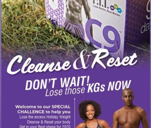 Order your Forever Clean 9 Weight Loss Pack