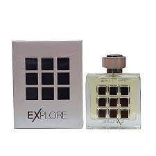 Explore Explore Perfume And Free Deodorant Body Spray For Men