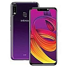 Infinix HOT 8 (X650B) 6.52-Inch (32GB ROM, 2GB RAM) 13MP + 8MP 5000mAh Dual SIM, 4G Smartphone