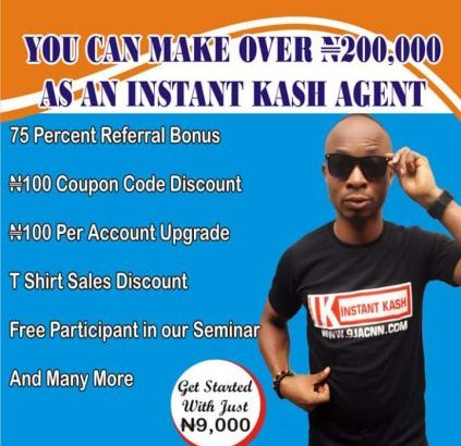 Make over #10000 monthly with as low as #1000 registration