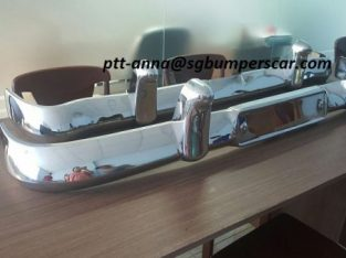 Simca Vedette Versailles Stainless Steel Bumper
