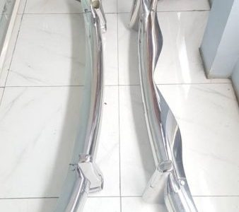 Mercedes Benz 219/220 S Stainless Steel Bumper