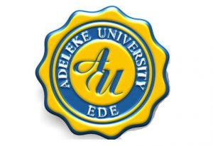 Adeleke University, Ede 2020/2021 Admission Application and Registration Form Is Out,Click …