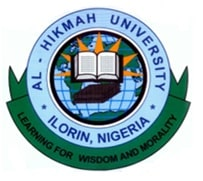 Al-Hikmah University, Ilorin 2020/2021 Admission Application and Registration Form Is Out