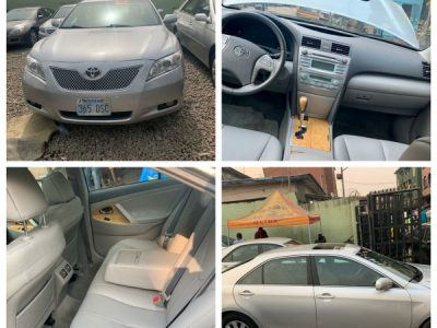 Super Clean 2007 Toyota Camry For Sale (Call or Whatsapp – 08084320304)