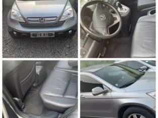 Tokunbo 2007 Honda CR-V (SUPER CLEAN) For Sale (Call or Whatsapp – 08084320304)