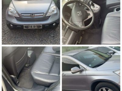 Tokunbo 2007 Honda CR-V (SUPER CLEAN) For Sale (Call or Whatsapp – 08084320304)