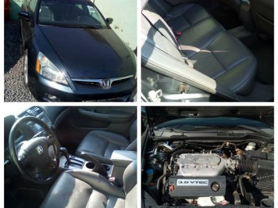 Honda Accord 2006 Model For Sale (Foreign Used and Very Clean)