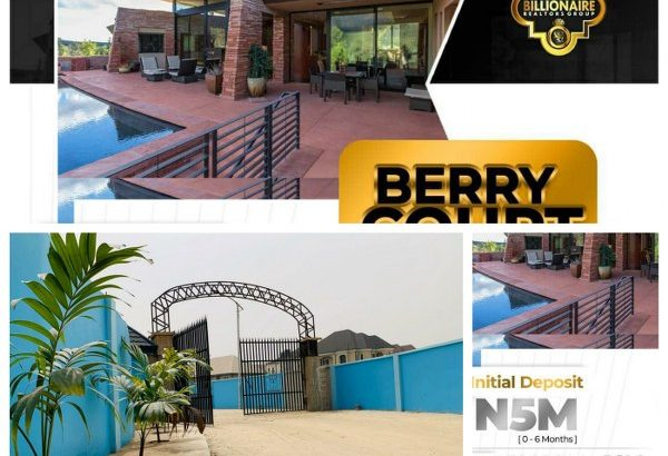 Buy Your Plot of Land or Your eam Home at Berry Court