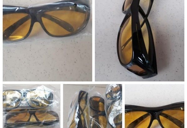 HD Vision Night Driving Glasses For Sale (WhatsApp 08120466970)