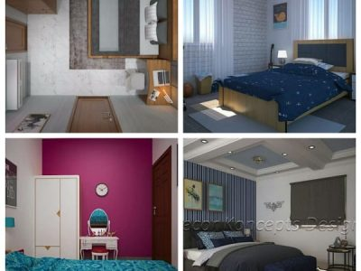 Residential and Office Design at Decor Koncepts Interior design Limited