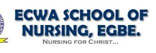 ECWA School of Nursing, Egbe application form for 2020/2021 academic session 08063082117