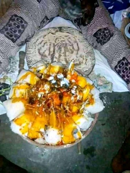 The most powerful spiritual herbalist and native doctor in Nigeria